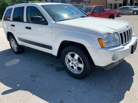 2005 Jeep Grand Cherokee for sale at STL Automotive Group in O'Fallon MO