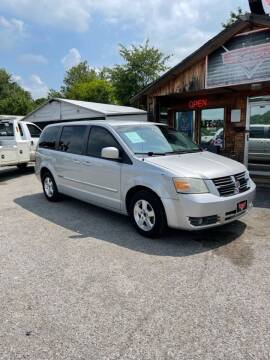 2008 Dodge Grand Caravan for sale at LEE AUTO SALES in McAlester OK