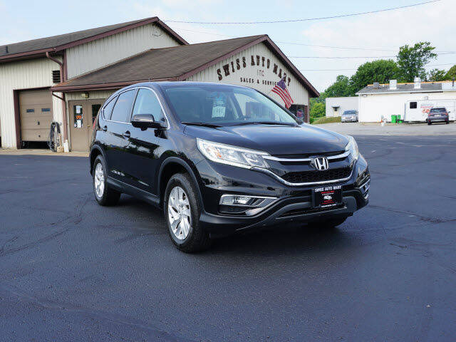 2015 Honda CR-V for sale at SWISS AUTO MART in Sugarcreek OH