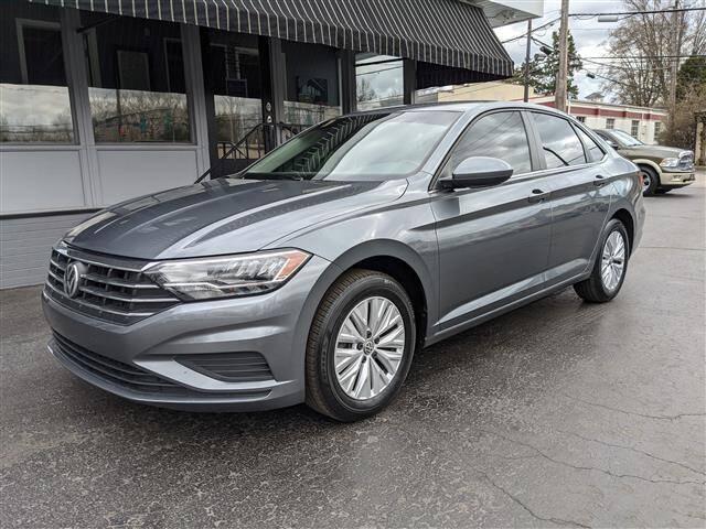 2020 Volkswagen Jetta for sale at GAHANNA AUTO SALES in Gahanna OH