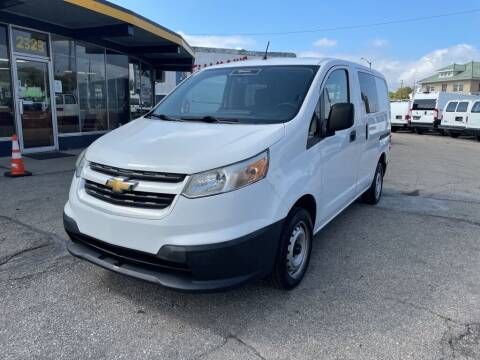 2016 Chevrolet City Express Cargo for sale at Connect Truck and Van Center in Indianapolis IN