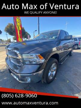 2015 RAM Ram Pickup 1500 for sale at Auto Max of Ventura in Ventura CA