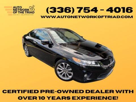 2014 Honda Accord for sale at Auto Network of the Triad in Walkertown NC
