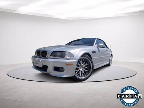 2002 BMW M3 for sale at Carma Auto Group in Duluth GA