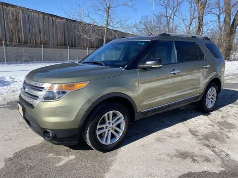 2012 Ford Explorer for sale at Posen Motors in Posen IL
