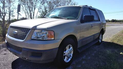 2004 Ford Expedition for sale at John 3:16 Motors in San Antonio TX