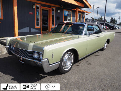 1966 Lincoln Continental for sale at Sabeti Motors in Tacoma WA