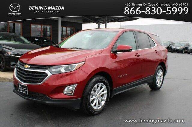 2019 Chevrolet Equinox for sale at Bening Mazda in Cape Girardeau MO