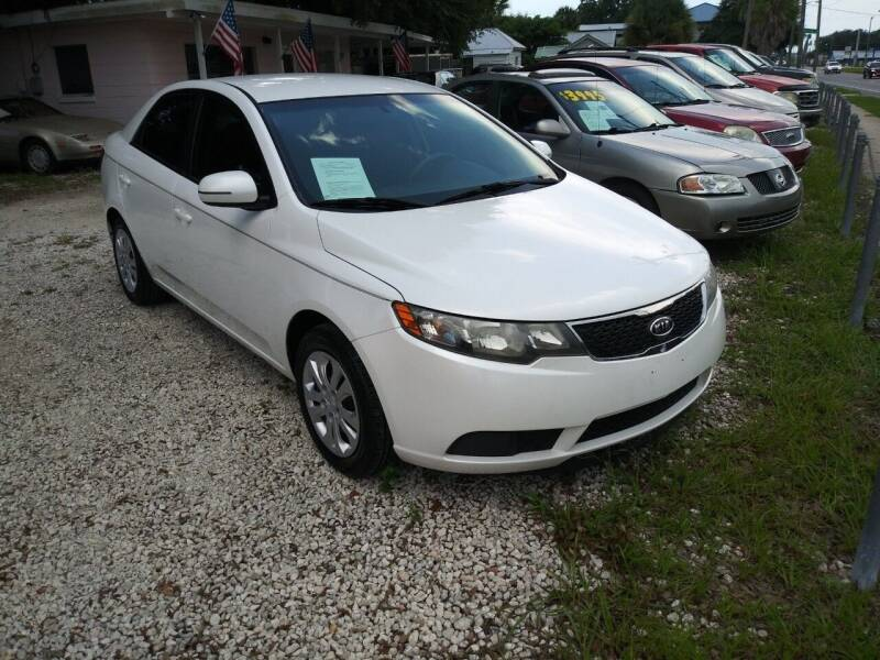 2012 Kia Forte for sale at D & D Detail Experts / Cars R Us in New Smyrna Beach FL