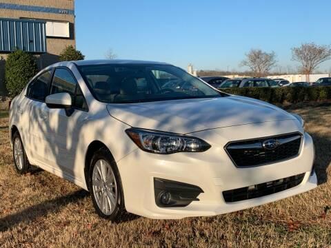 2017 Subaru Impreza for sale at Essen Motor Company, Inc in Lebanon TN