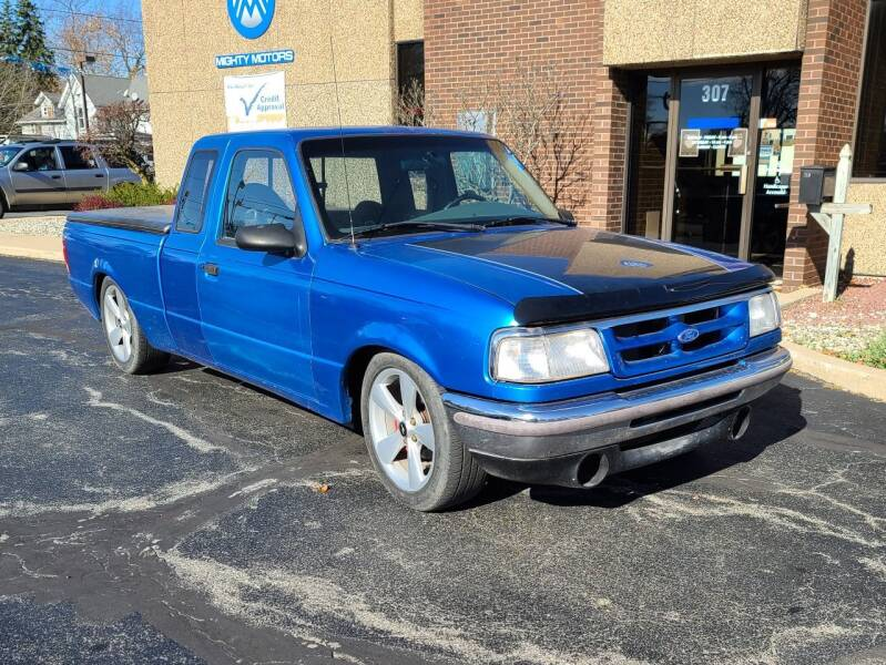 1995 Ford Ranger for sale at Mighty Motors in Adrian MI