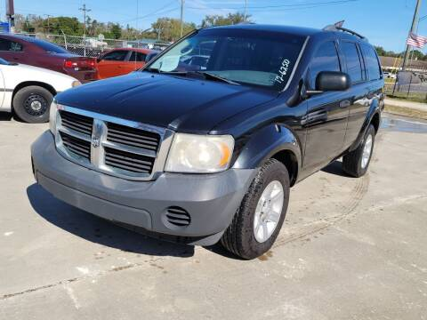 2007 Dodge Durango for sale at Warren's Auto Sales, Inc. in Lakeland FL