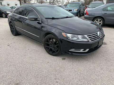 2013 Volkswagen CC for sale at STL Automotive Group in O'Fallon MO