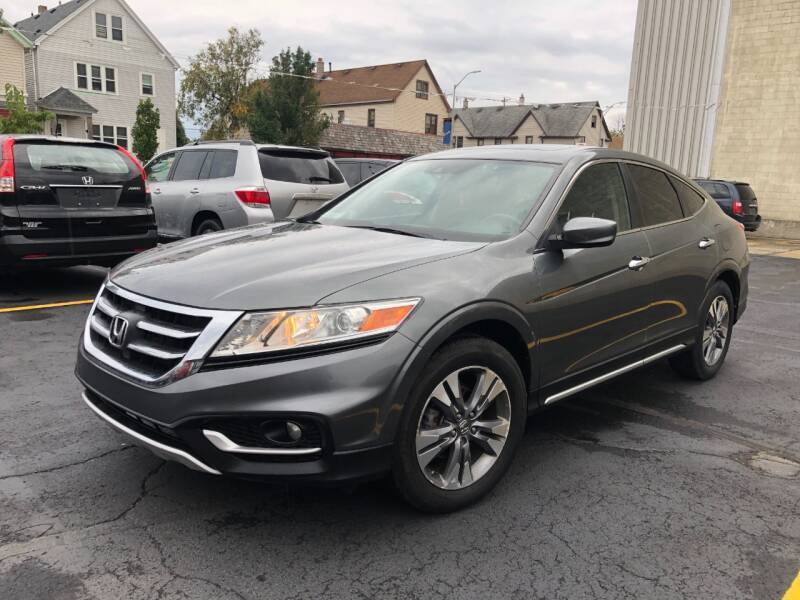 2014 Honda Crosstour for sale at Fine Auto Sales in Cudahy WI
