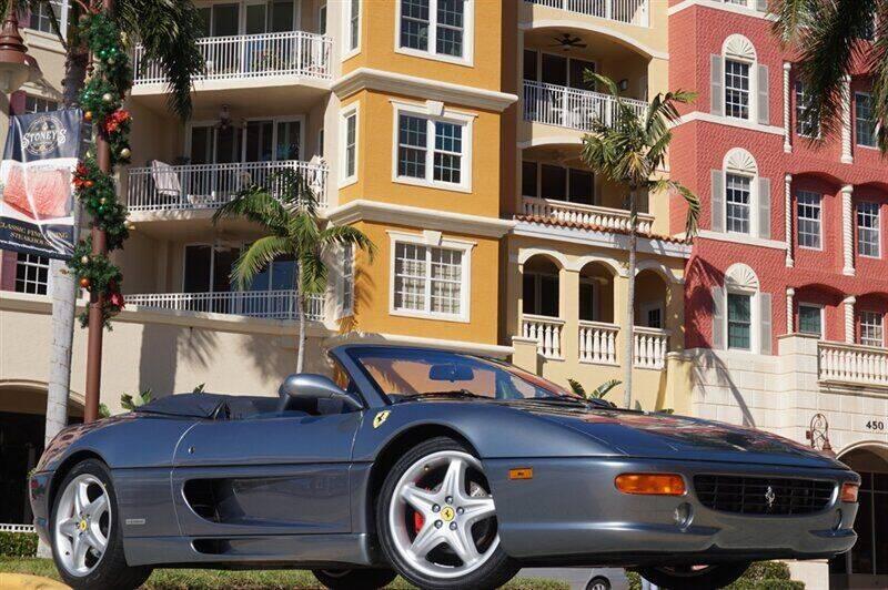 Used Ferrari F355 For Sale In San Jose Ca Carsforsale Com