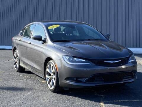 2015 Chrysler 200 for sale at Bankruptcy Auto Loans Now - powered by Semaj in Brighton MI