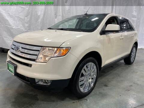 2008 Ford Edge for sale at Green Light Auto Sales LLC in Bethany CT