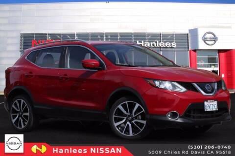 2018 Nissan Rogue Sport for sale at Hanlees Davis Nissan Chevrolet in Davis CA