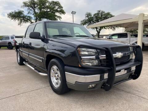 2005 Chevrolet Silverado 1500 for sale at Thornhill Motor Company in Hudson Oaks, TX