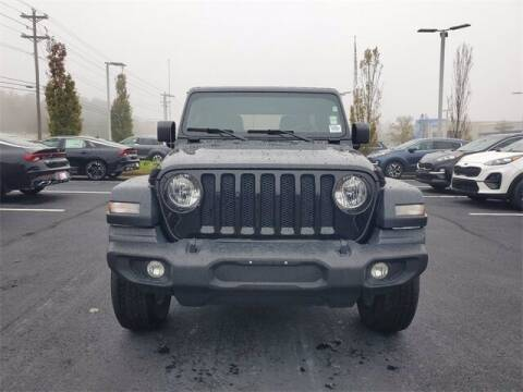 2019 Jeep Wrangler Unlimited for sale at Lou Sobh Kia in Cumming GA