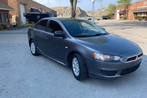 2010 Mitsubishi Lancer for sale at P & T SALES in Clear Lake IA