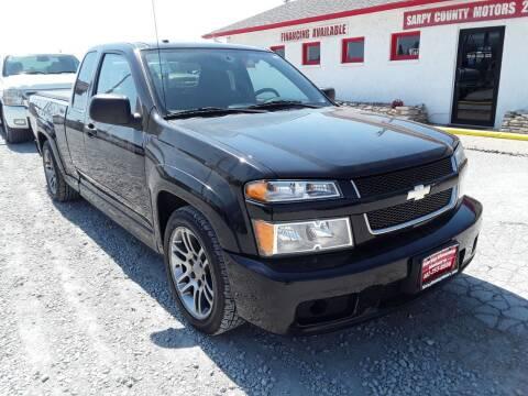 2007 Chevrolet Colorado for sale at Sarpy County Motors in Springfield NE