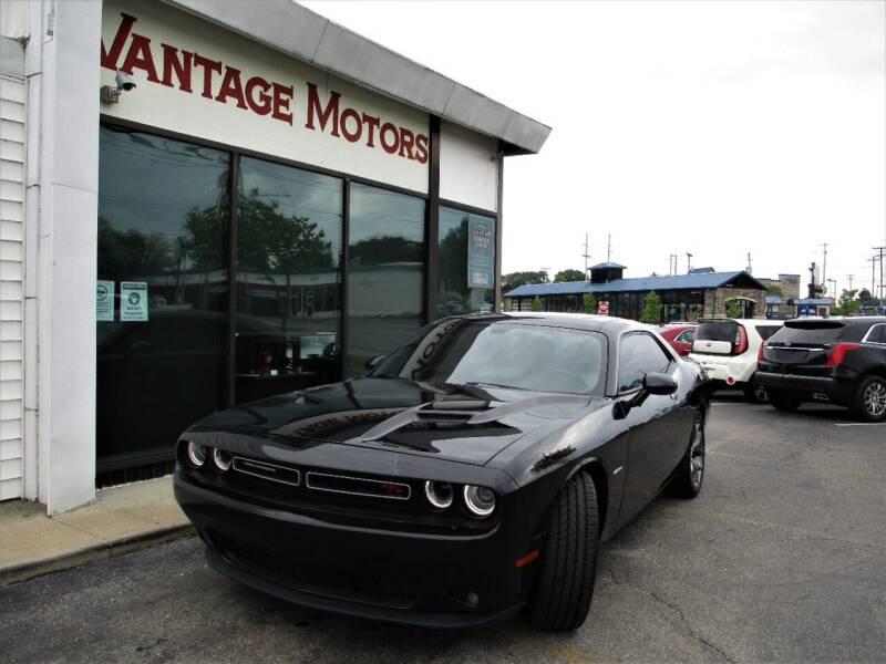 2015 Dodge Challenger for sale at Vantage Motors LLC in Raytown MO