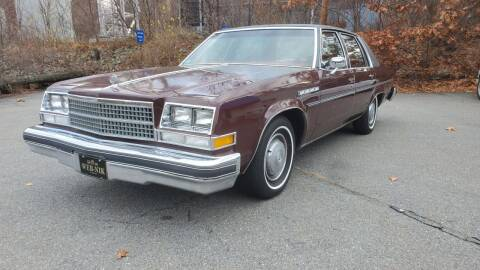 1978 Buick Electra 225 for sale at WEB NIK Motors in Fitchburg MA