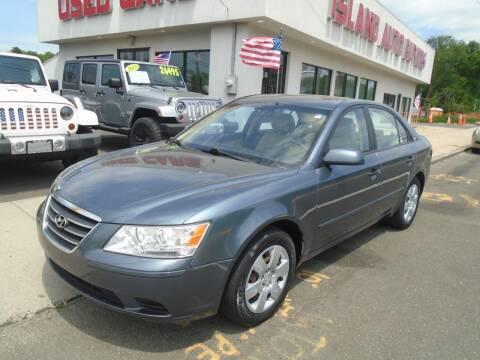 2010 Hyundai Sonata for sale at Island Auto Buyers in West Babylon NY