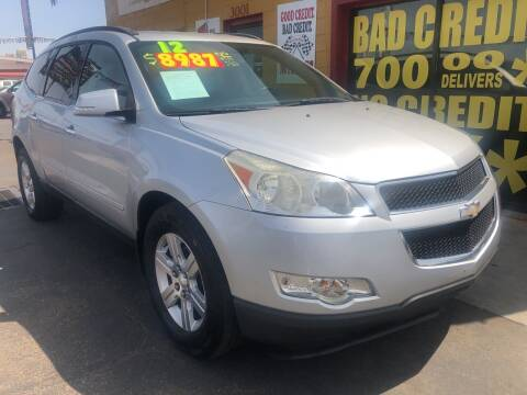 2012 Chevrolet Traverse for sale at Sunday Car Company LLC in Phoenix AZ