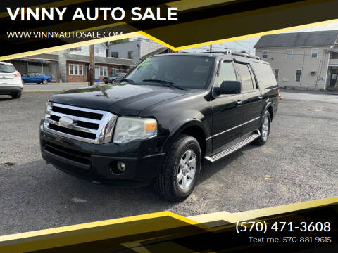 2009 Ford Expedition EL for sale at VINNY AUTO SALE in Duryea PA