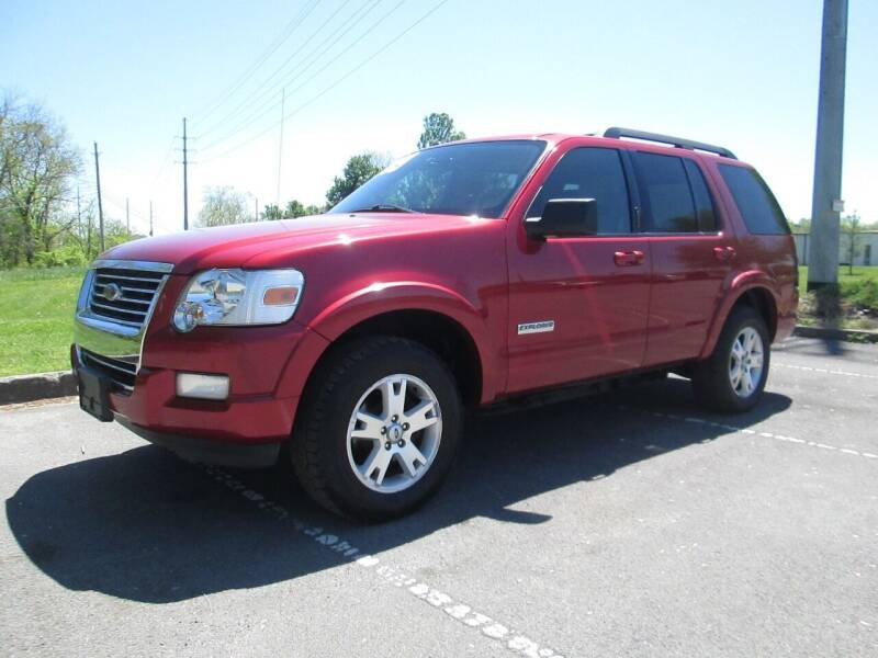 2008 Ford Explorer for sale at Unique Auto Brokers in Kingsport TN