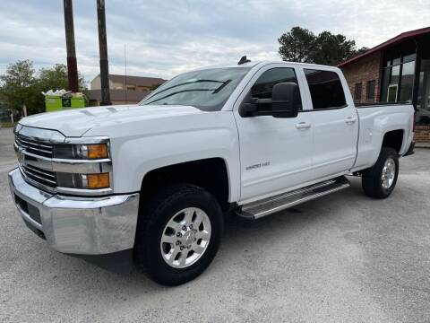 2015 Chevrolet Silverado 2500HD for sale at Modern Automotive in Boiling Springs SC