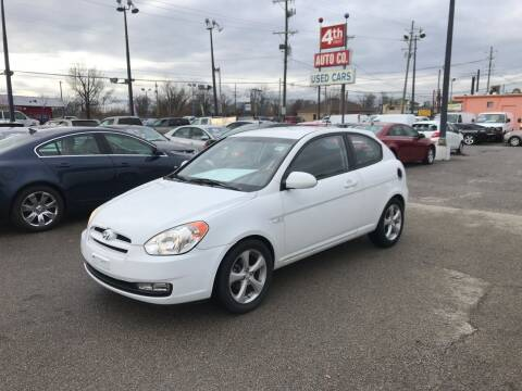 2009 Hyundai Accent for sale at 4th Street Auto in Louisville KY