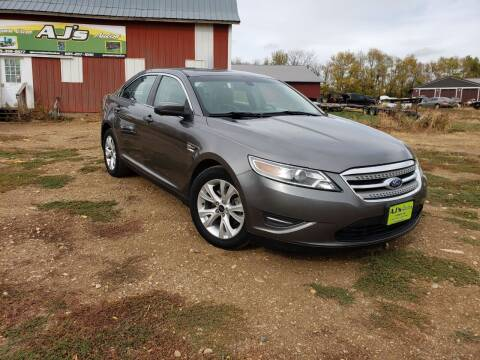 2011 Ford Taurus for sale at AJ's Autos in Parker SD