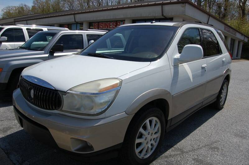 2005 Buick Rendezvous for sale at Modern Motors - Thomasville INC in Thomasville NC