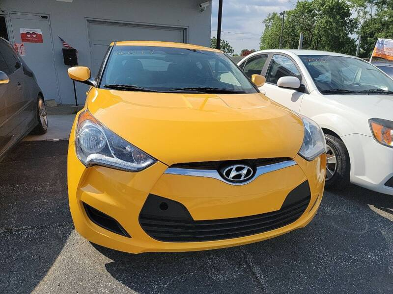 2017 Hyundai Veloster for sale at Auction Buy LLC in Wilmington DE