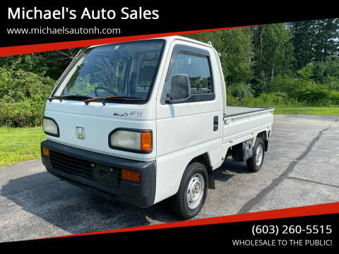 1993 Honda ACTY for sale at Michael's Auto Sales in Derry NH