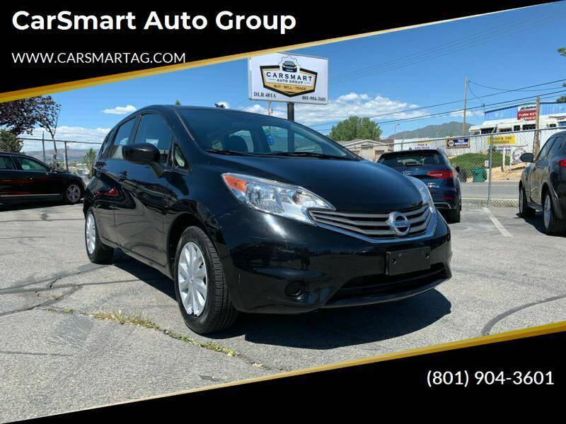 2016 Nissan Versa Note for sale at CarSmart Auto Group in Murray UT