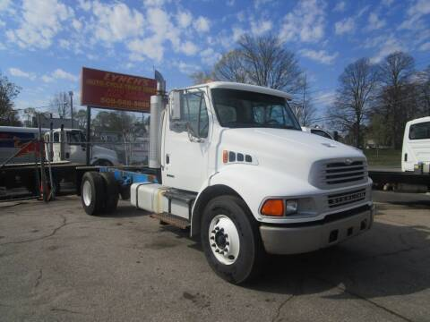 2007 Sterling Acterra for sale at Lynch's Auto - Cycle - Truck Center - Trucks and Equipment in Brockton MA