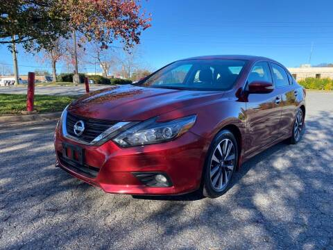 2016 Nissan Altima for sale at Triple A's Motors in Greensboro NC
