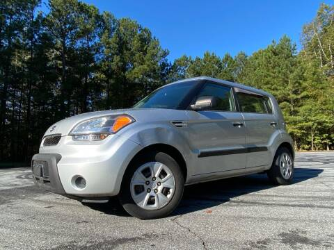 2011 Kia Soul for sale at Global Imports Auto Sales in Buford GA