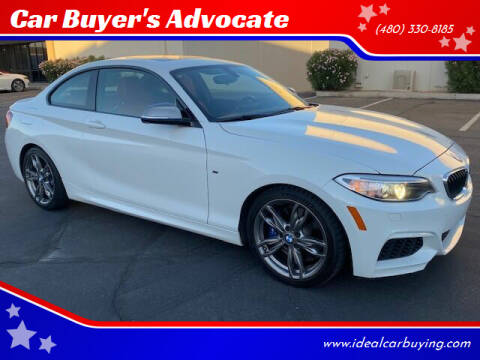 2014 BMW 2 Series for sale at Car Buyer's Advocate in Phoenix AZ