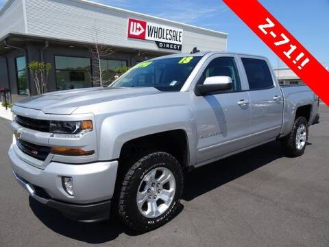 2018 Chevrolet Silverado 1500 for sale at Wholesale Direct in Wilmington NC