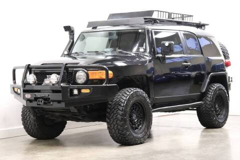 2008 Toyota FJ Cruiser for sale at MS Motors in Portland OR