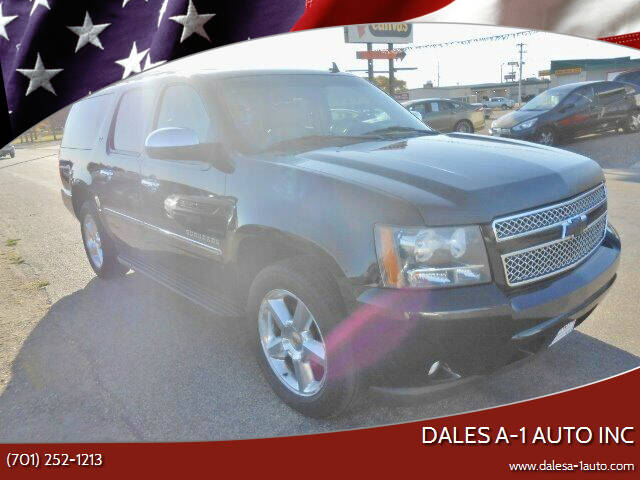 2011 Chevrolet Suburban for sale at Dales A-1 Auto Inc in Jamestown ND