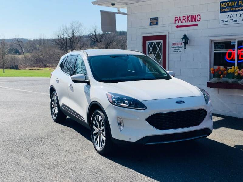 2020 Ford Escape for sale at Hoys Used Cars in Cressona PA