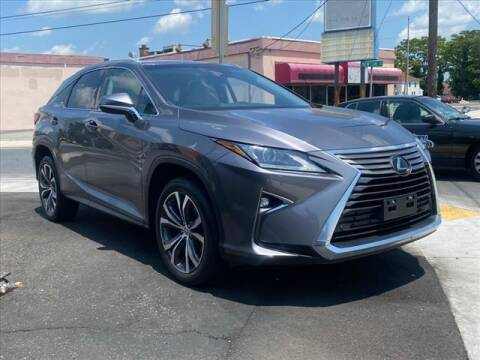 2017 Lexus RX 350 for sale at Messick's Auto Sales in Salisbury MD