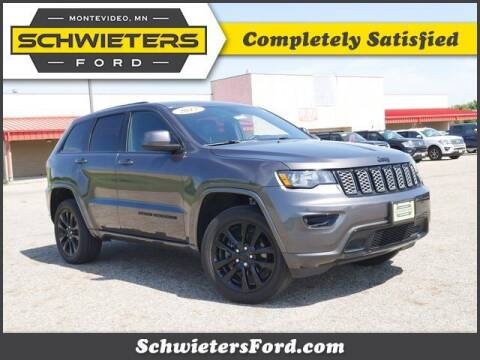 2017 Jeep Grand Cherokee for sale at Schwieters Ford of Montevideo in Montevideo MN
