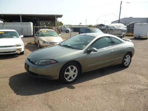 1999 Mercury Cougar for sale at Grand Avenue Motors in Phoenix AZ